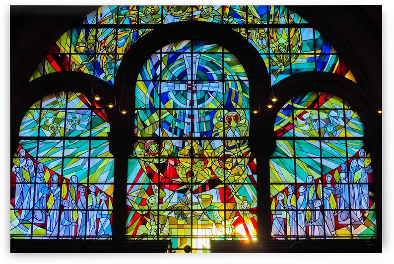 church church window window by Shamudy