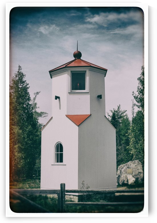 Lighthouse by Alexis Arnold