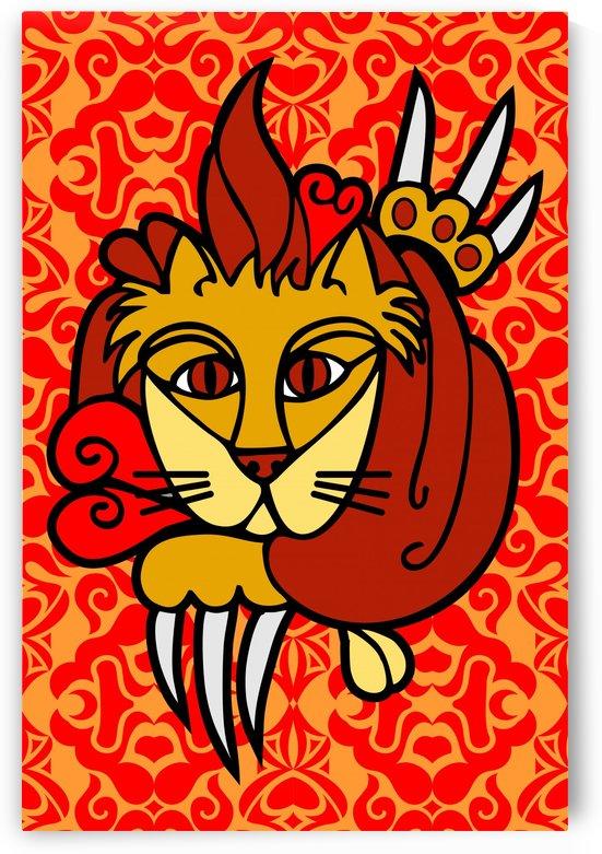 LION by JOHN HERNANDEZ