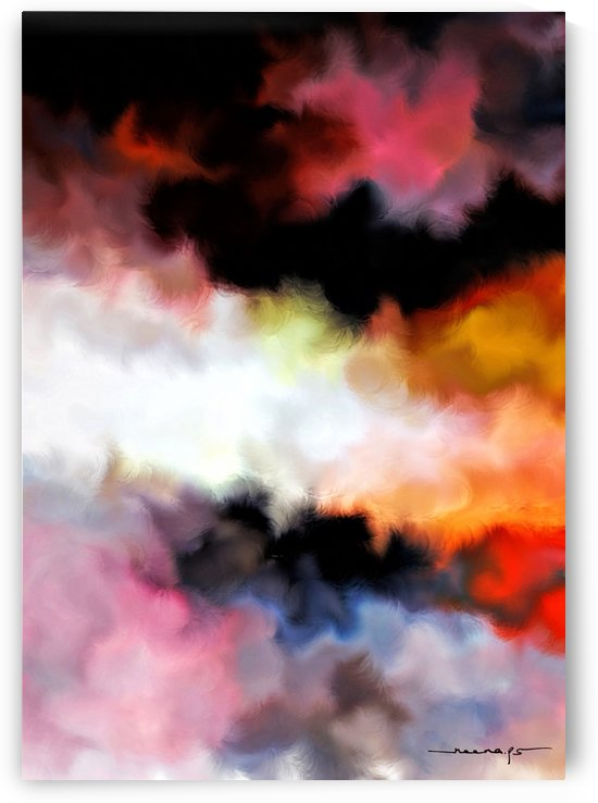 Color Burst - Under the Sky by Neena