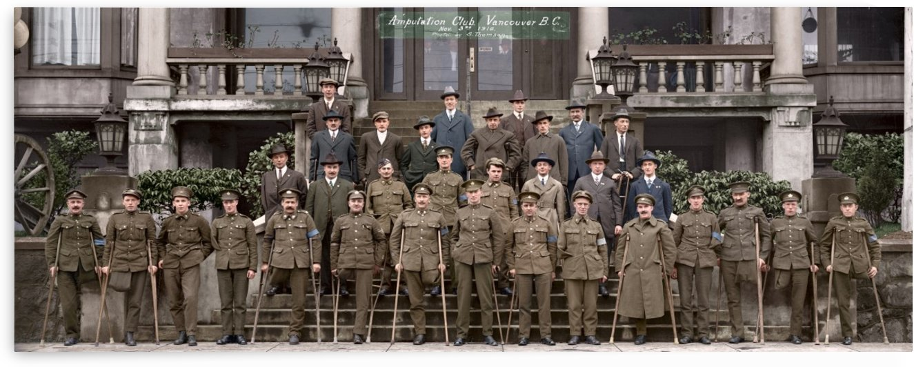 Amputation Club of BC by Canadian Colour