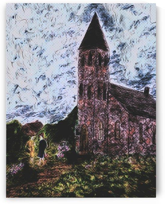The Church Ladies  by djjf
