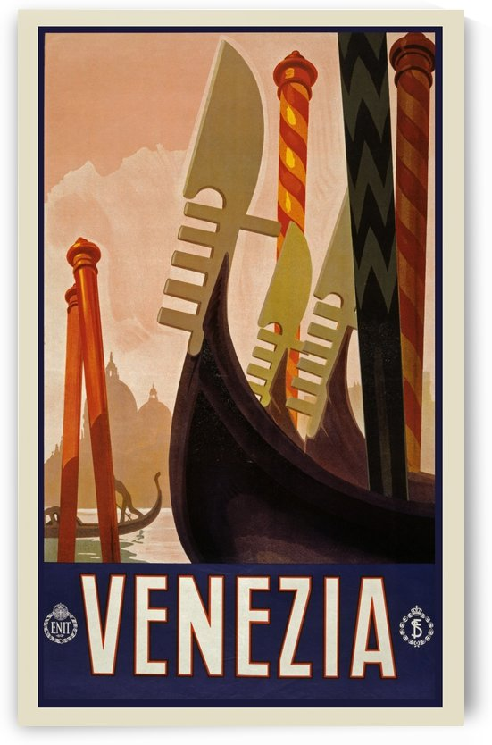 vintage travel travel poster by Shamudy