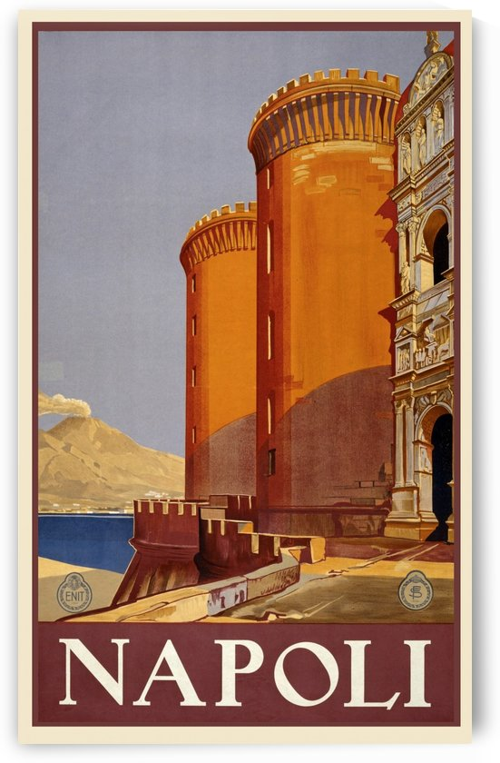 vintage travel travel poster poster by Shamudy