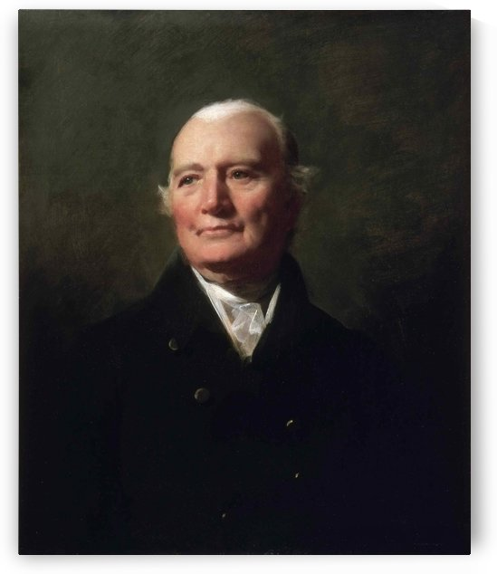 Alexander Shaw by Henry Raebum