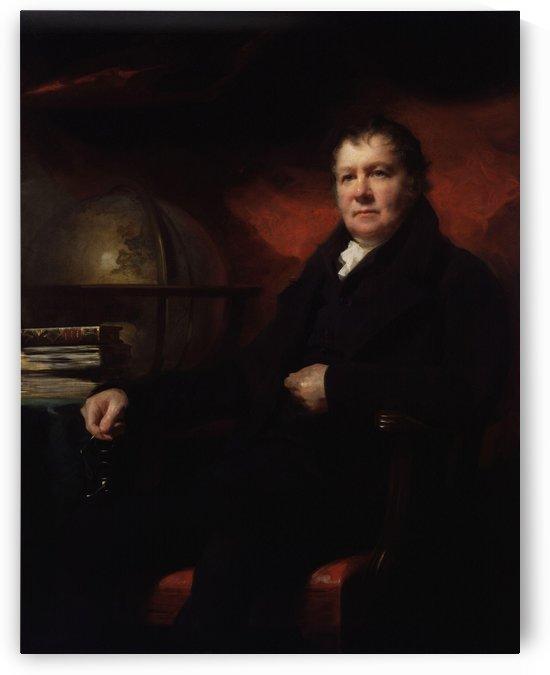 John Playfair by Henry Raebum