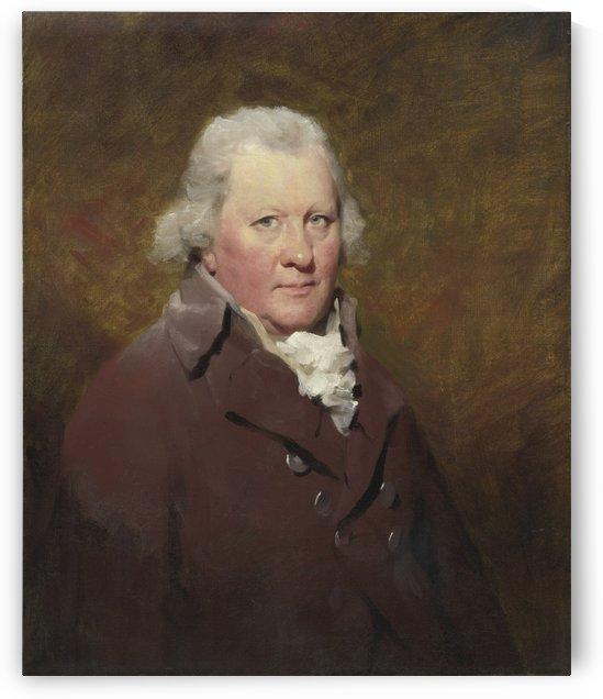 Capitain David Kinloch by Henry Raebum