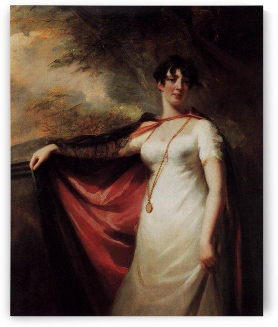 Mrs. Anne Hart by Henry Raebum