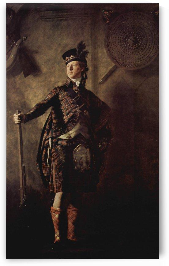 A scotisch man by Henry Raebum