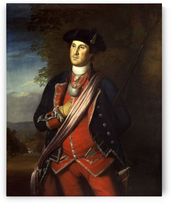 Washington by Charles Willson Peal