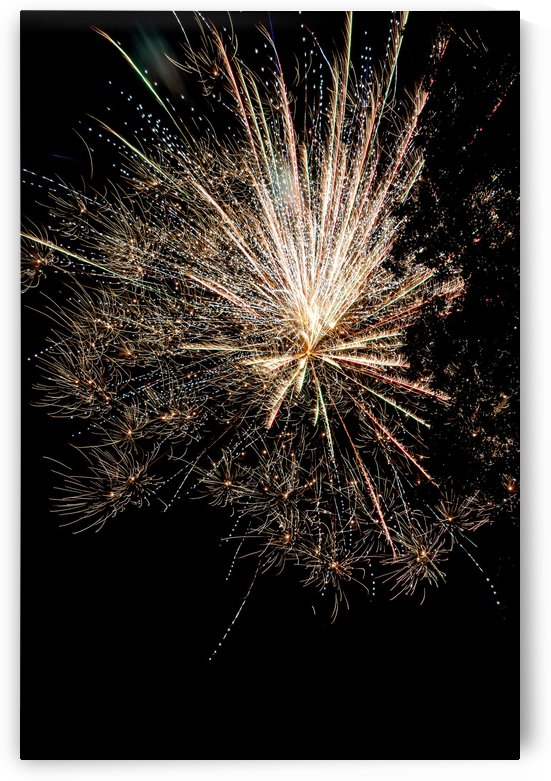 Fireworks 4 by William Norton Photography