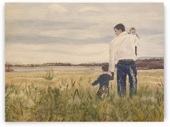 Dads day by Sherry Reynard