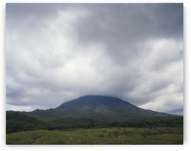 Arenal Volcano  by Peter Kaple