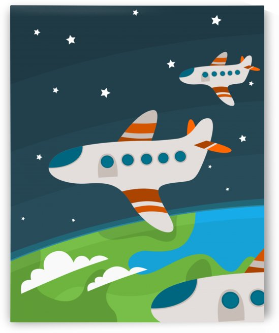plane aircraft flight by Shamudy