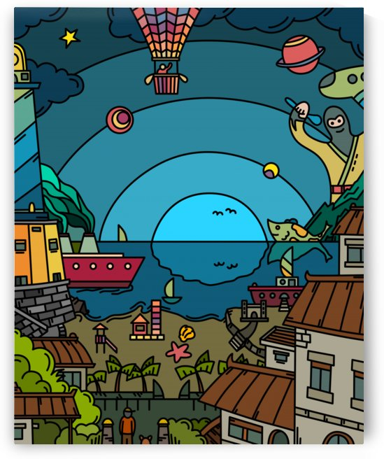 artwork art kids design creative by Shamudy