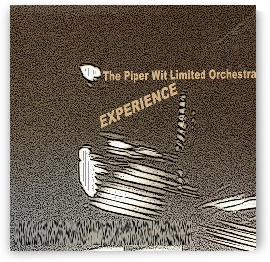 Piper Wit_album cover_EXPERIENCE by Mark Graphics and Pics