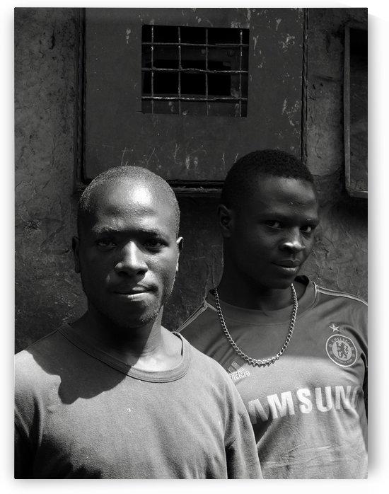 Kibera - Men by Hazz Brad