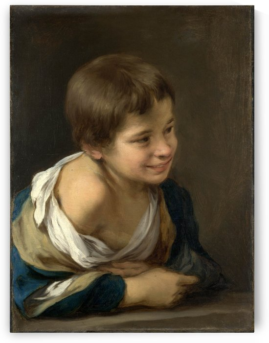 Ruby by Bartolome Esteban Murillo