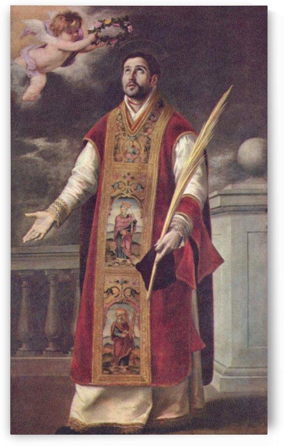 St Rodriguez by Bartolome Esteban Murillo