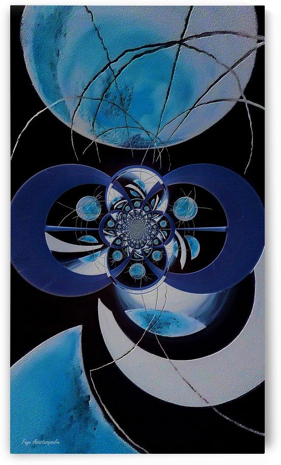 Cosmic Kaleidoscope by Faye Anastasopoulou