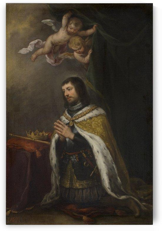 San Fernando by Bartolome Esteban Murillo
