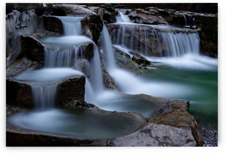 waterfall longexposure volcanic by Shamudy