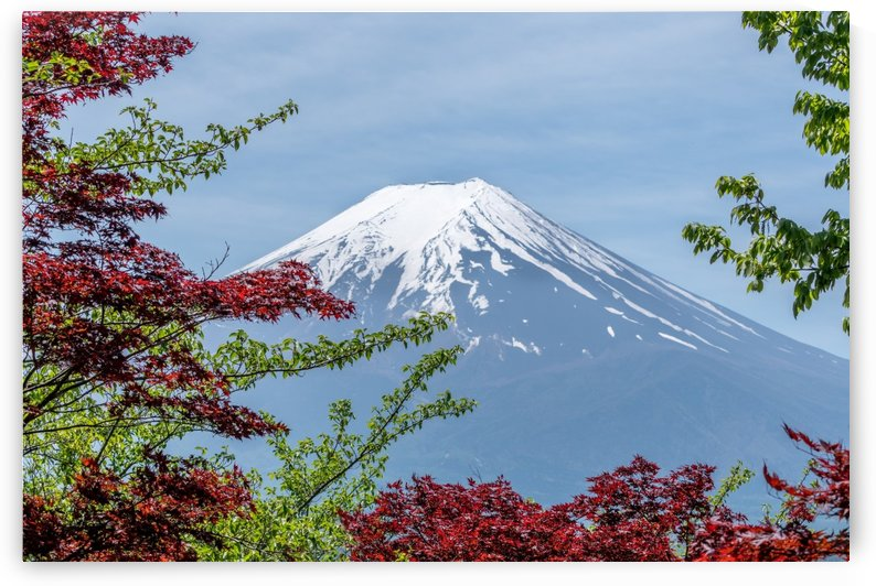 mountain mount landscape japanese by Shamudy