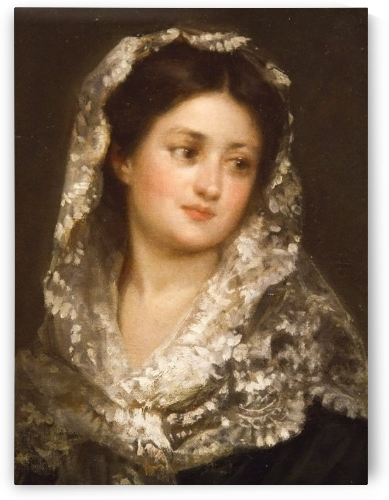 Isabel by Bartolome Esteban Murillo