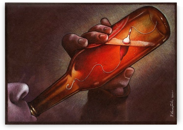 Drink by Pawel Kuczynski