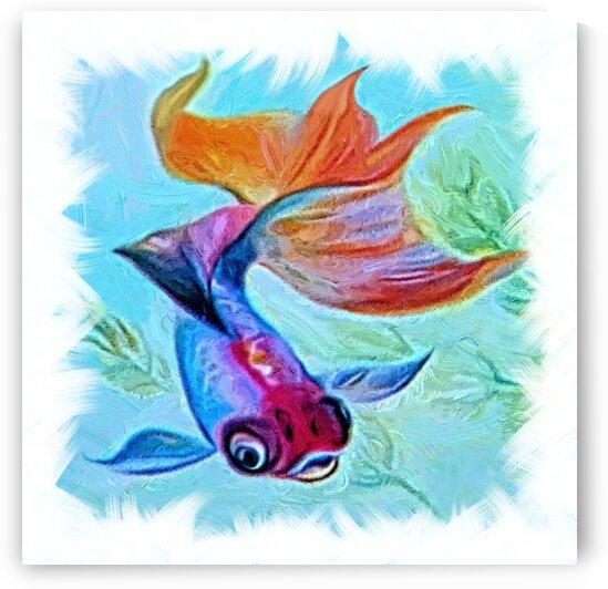 akvafish5 by Radiy Bohem