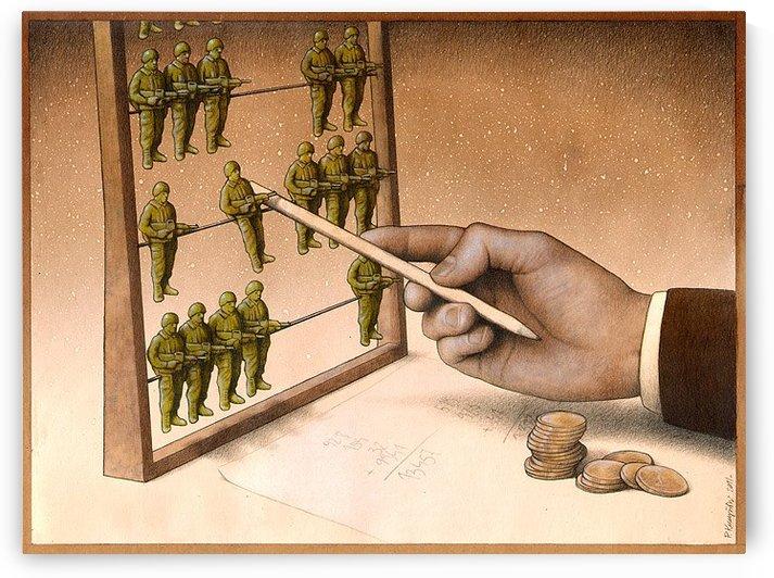 Abacus by Pawel Kuczynski