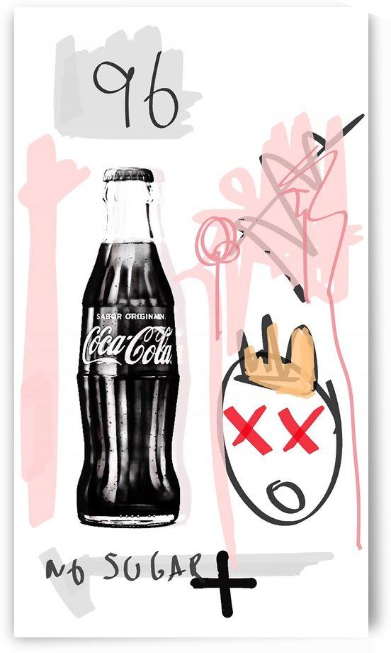 Coca Cola by GABA