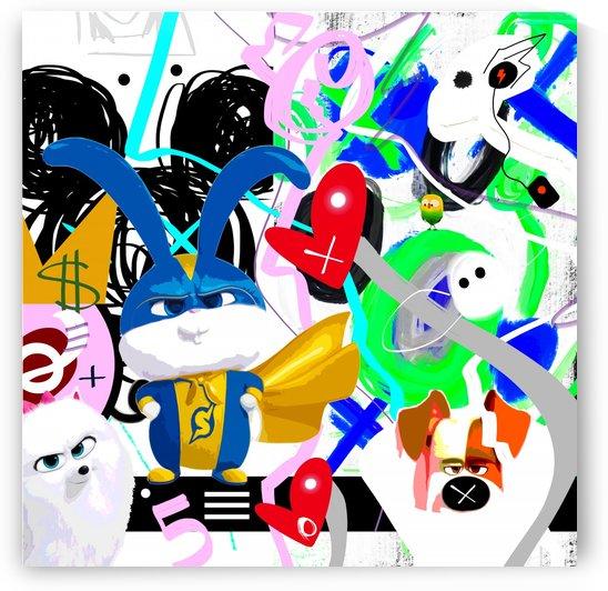 Snowball X by GABA