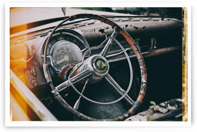 Vintage Chrysler by Alexis Arnold