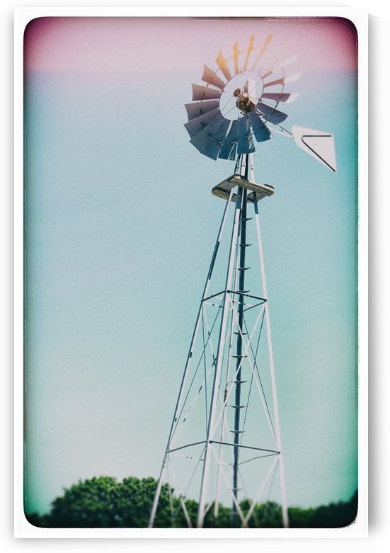 Windmill by Alexis Arnold