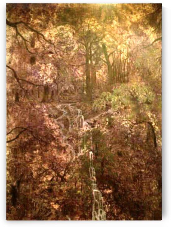 golden forest tribute-Nelson Batin by Oliver Batin