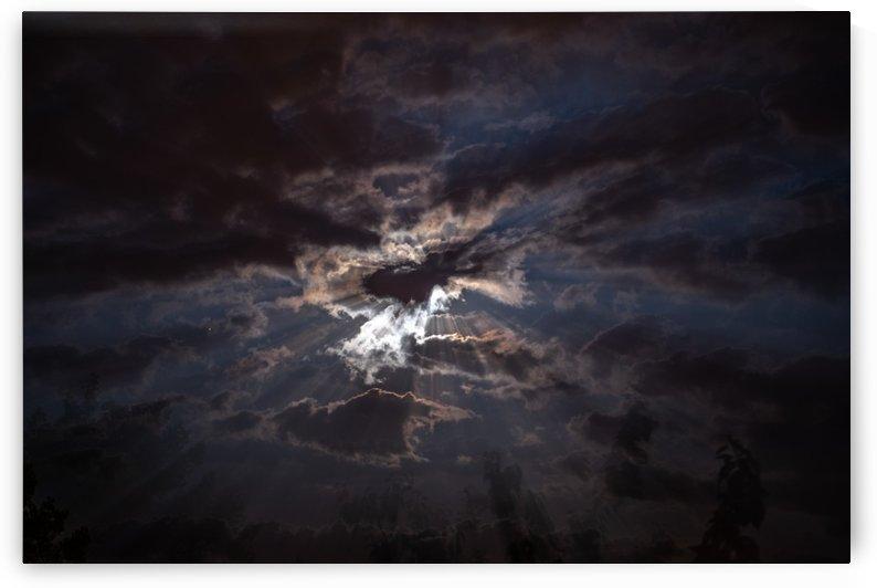 Hidden Moon by GreyShot