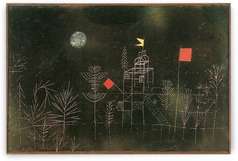 Pavilion by Paul Klee