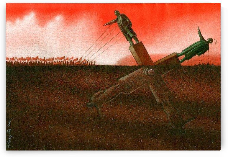 Loop by Pawel Kuczynski