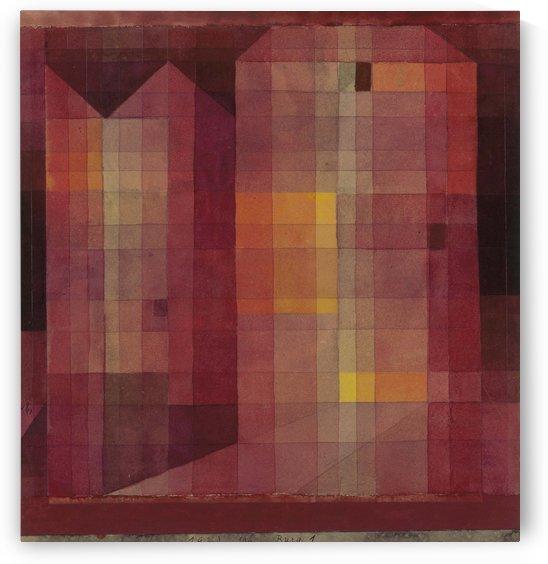 Purple by Paul Klee