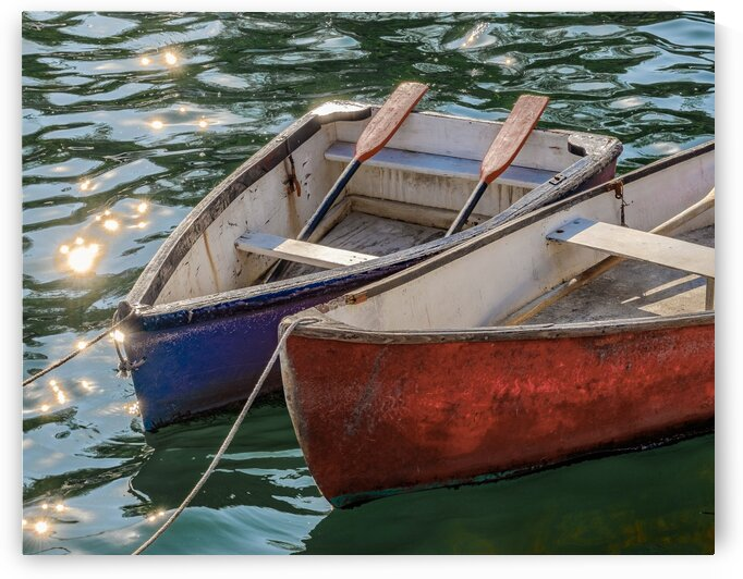 Buddy Boats by Dave Therrien