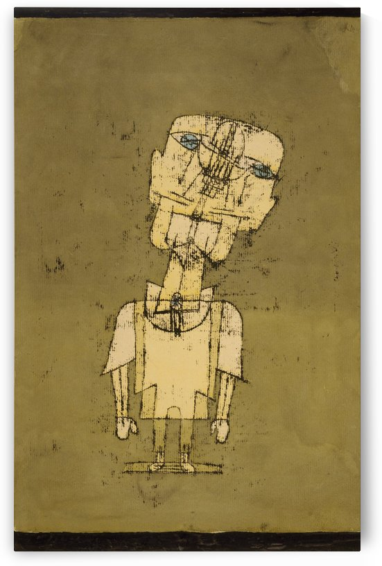 Ghost of a genius by Paul Klee