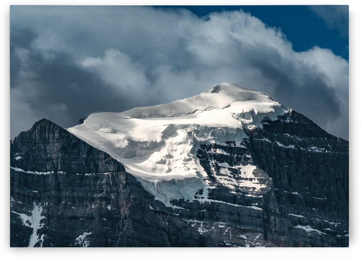 Lake Louise View 2 by Dave Therrien