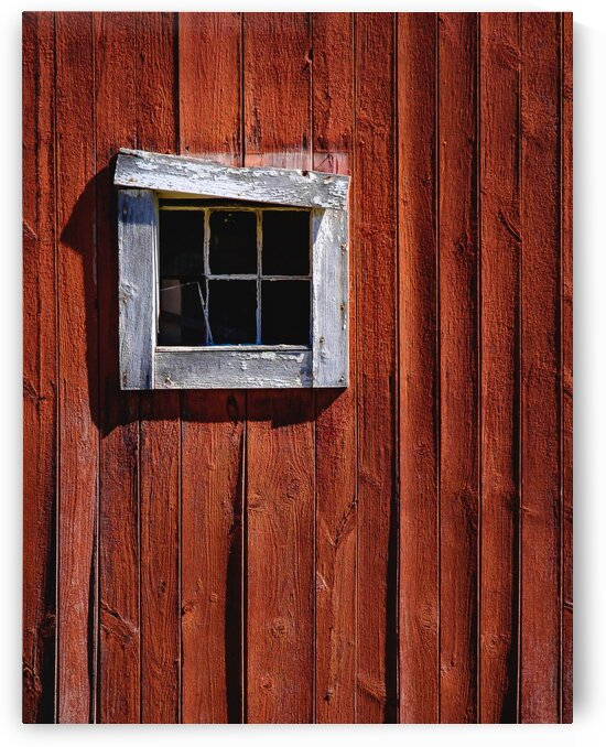 Window Framing by Dave Therrien