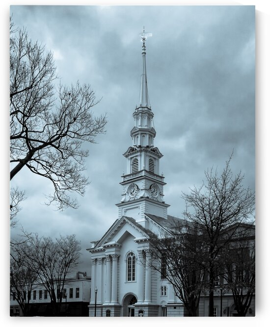 United Church - Keene by Dave Therrien