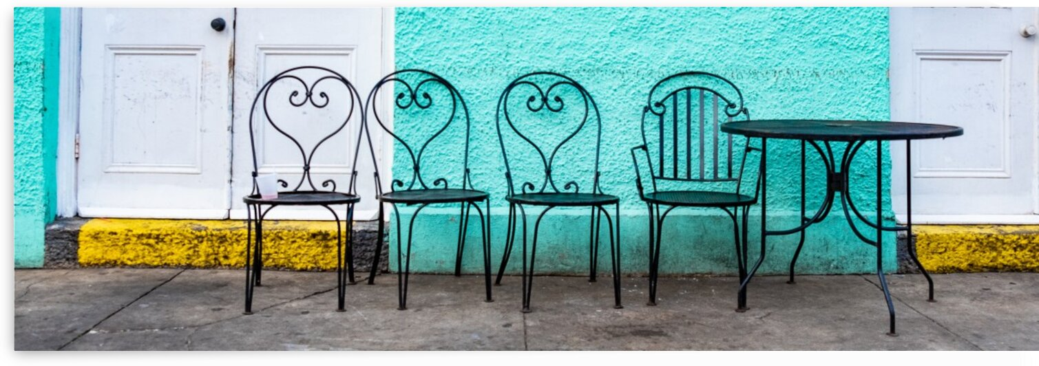 NOLA Morning by Dave Therrien