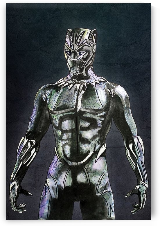BLACK PANTHER by ASP ARTS