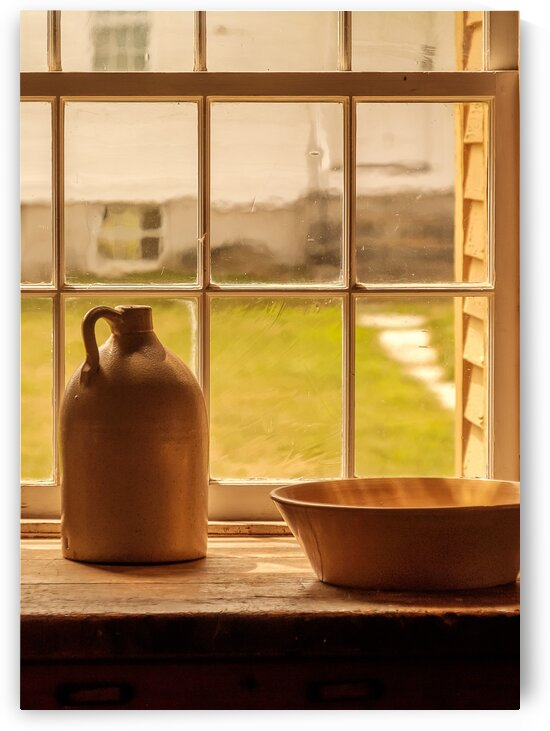 The Jug and Bowl by Dave Therrien