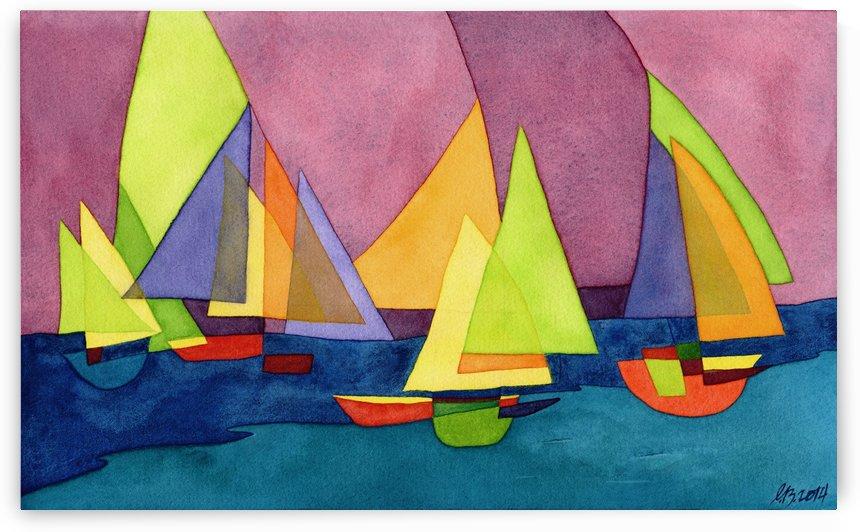 Hymn by Paul Klee
