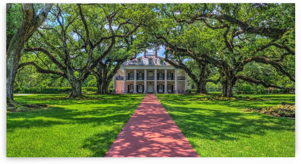 Oak Alley Plantation - HDR by Digicam